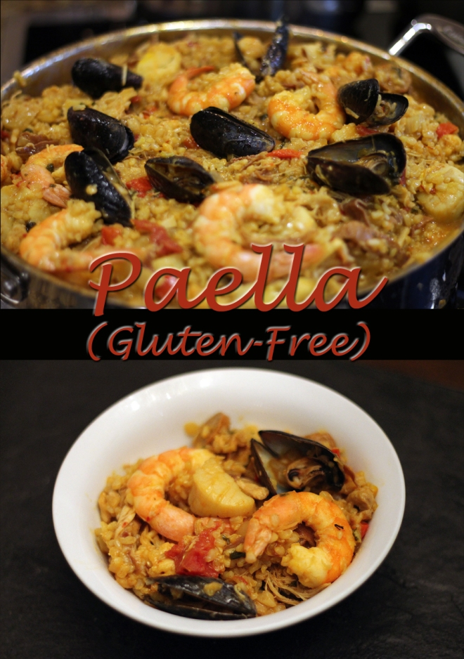 paella cover
