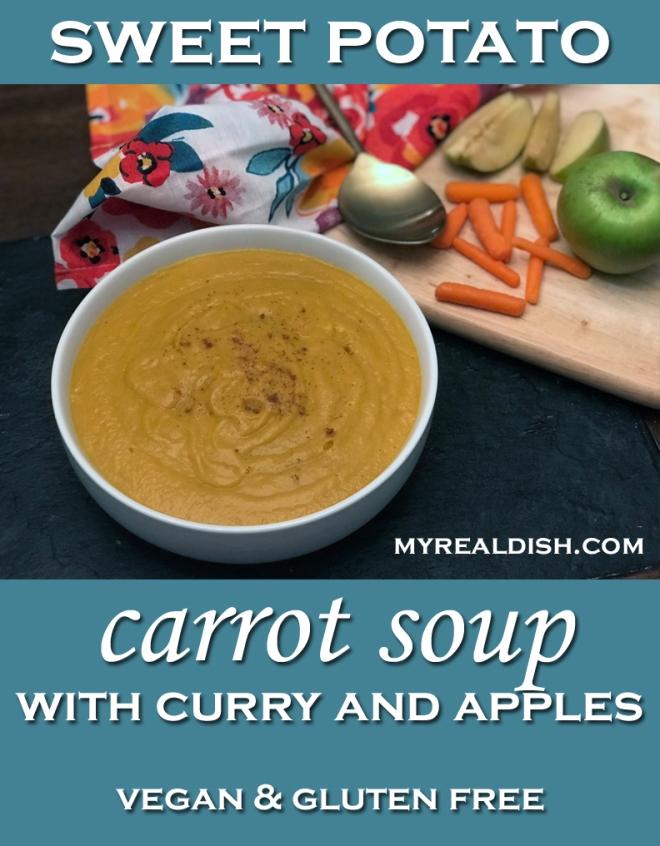 sweet potato carrot coup